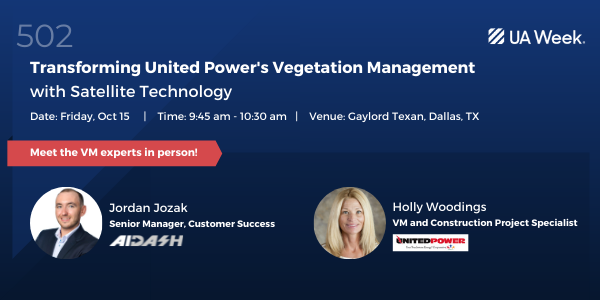 Utility Analytics Week 2021 In-person Session