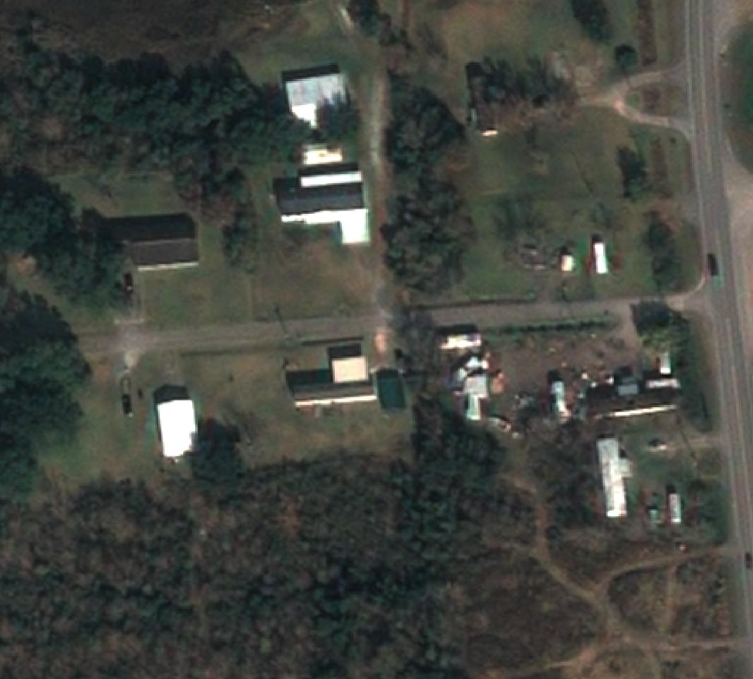 30-centimetre VHR Satellite Imagery